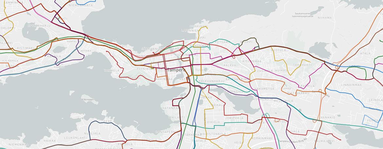 Linjasto 2021