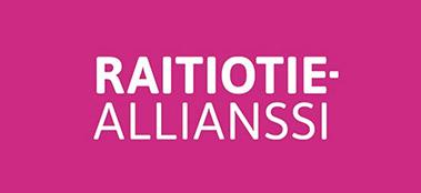 raitiotieallianssi logo