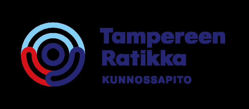 tampereen ratikka kunnossapito logo